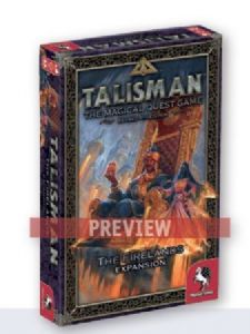 Talisman (Fourth Edition) : The Firelands